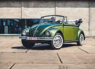 Volkswagen Beetle Cabriolet Occasion