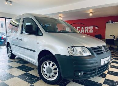 Vente Volkswagen Caddy 2.0i CNG Life 7pl. Occasion