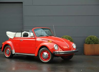 Volkswagen Coccinelle 1303 Cabriolet - USA - Full History Occasion