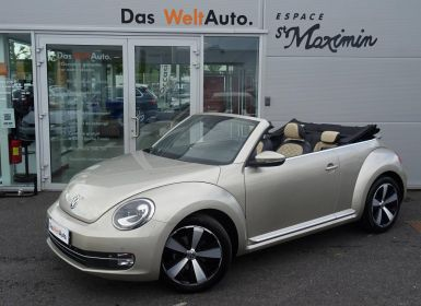 Acheter Volkswagen Coccinelle CABRIOLET Cabriolet 2.0 TDI 110 BMT Couture Occasion