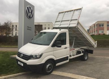 Achat Volkswagen Crafter CHASSIS CABINE CSC PROPULSION (RJ) 35 L3 2.0 TDI 177CH BUSINESS LINE Occasion