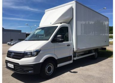 Achat Volkswagen Crafter CHASSIS CABINE GRAND VOLUME HATTY BUSINESS LINE Occasion