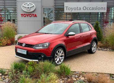 Vente Volkswagen CrossPolo 1.2 TSI 90ch 5p Occasion