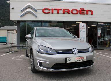 Vente Volkswagen e-Golf 115 Electrique Occasion
