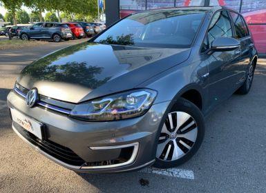 Achat Volkswagen e-Golf 136CH 4CV Occasion
