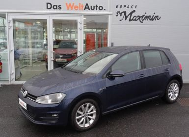 Voiture Volkswagen Golf 1.2 TSI 110 BlueMotion Technology Lounge DSG7 Occasion