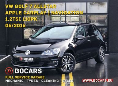 Vente Volkswagen Golf 1.2 TSI 110pk Allstar | Navigatie | Park assist Occasion