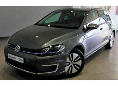 Vente Volkswagen Golf 136 Electrique Occasion