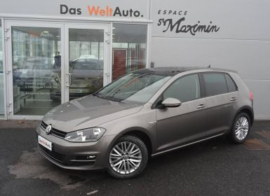 Acheter Volkswagen Golf 1.4 TSI 122 BlueMotion Technology Cup DSG7 Occasion