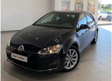Acheter Volkswagen Golf 1.4 TSI 125 BlueMotion Technology DSG7 Carat Occasion