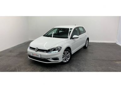 Vente Volkswagen Golf 1.4 TSI 125 BlueMotion Technology DSG7 First Edition Occasion