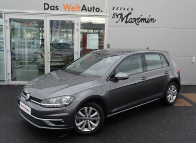 Acheter Volkswagen Golf 1.4 TSI 125 BlueMotion Technology First Edition Occasion