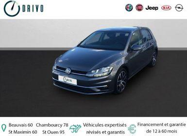 Vente Volkswagen Golf 1.4 TSI 125ch Sound 5p Occasion