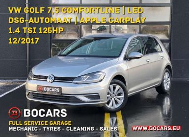 Achat Volkswagen Golf 1.4 TSI 125pk Comfortline DSG   LED   AppleCarplay Occasion