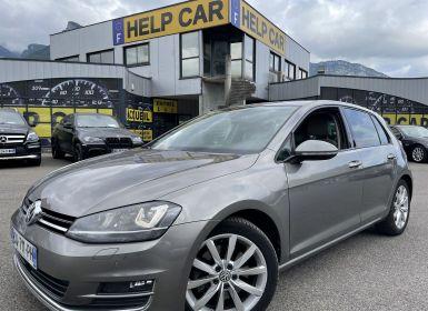 Vente Volkswagen Golf 1.4 TSI 140CH ACT BLUEMOTION TECHNOLOGY CARAT DSG7 5P Occasion