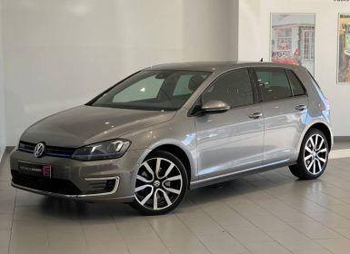 Vente Volkswagen Golf 1.4 TSI 204 Hybride Rechargeable DSG6 GTE Occasion