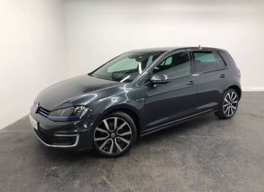 Vente Volkswagen Golf 1.4 TSI 204 Hybride Rechargeable DSG6 GTE Occasion