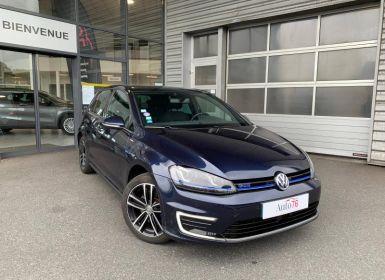 Vente Volkswagen Golf 1.4 TSI 204ch GTE DSG6 5p Occasion