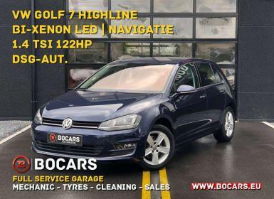 Vente Volkswagen Golf 1.4 TSI Highline DSG Occasion