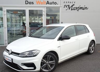 Voiture Volkswagen Golf 1.5 TSI 150 EVO BlueMotion Technology DSG7 Carat Occasion