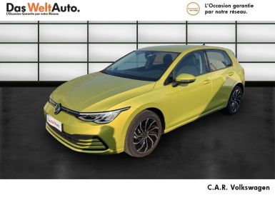 Achat Volkswagen Golf 1.5 TSI ACT OPF 130ch Life 1st Occasion