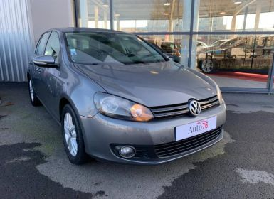 Voiture Volkswagen Golf 1.6 TDI 105ch BlueMotion FAP Confortline 5p Occasion
