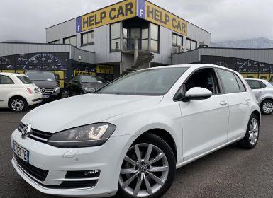Achat Volkswagen Golf 1.6 TDI 105CH BLUEMOTION TECHNOLOGY FAP CARAT 5P Occasion