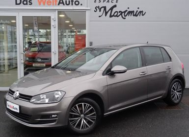Vente Volkswagen Golf 1.6 TDI 110 BlueMotion Technology FAP Allstar Occasion
