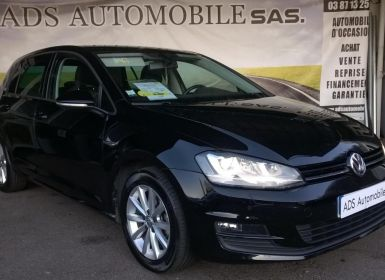 Voiture Volkswagen Golf 1.6 TDI 110 BLUEMOTION TECHNOLOGY FAP Lounge Occasion