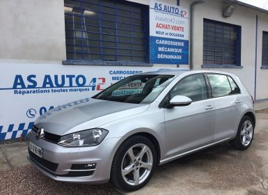Vente Volkswagen Golf 1.6 TDI 110CH BLUEMOTION TECHNOLOGY FAP ALLSTAR DSG7 5P Occasion