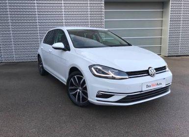 Voiture Volkswagen Golf 1.6 TDI 115 BlueMotion Technology FAP Carat Occasion