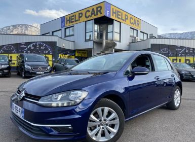 Achat Volkswagen Golf 1.6 TDI 115CH BLUEMOTION TECHNOLOGY FAP CONFORTLINE 5P Occasion