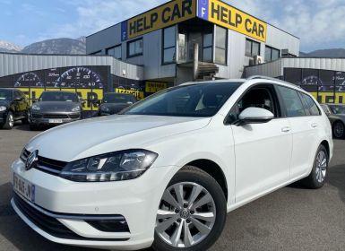 Volkswagen Golf 1.6 TDI 115CH FAP BLUEMOTION TECHNOLOGY CONFORTLINE BUSINESS DSG7 Occasion