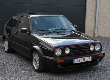 Volkswagen Golf 2 G60 Édition One
