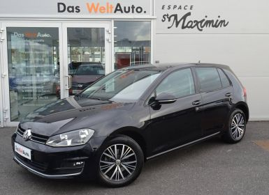 Voiture Volkswagen Golf 2.0 TDI 150 BlueMotion Technology FAP Allstar DSG6 Occasion