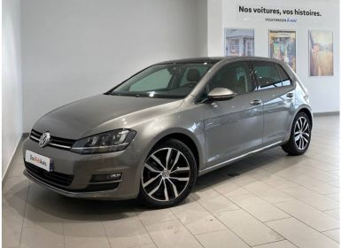 Volkswagen Golf 2.0 TDI 150 BlueMotion Technology FAP DSG6 Carat Edition Occasion