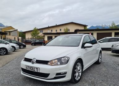 Vente Volkswagen Golf 2.0 tdi 150 carat 4motion 10/2014 ATTELAGE PARK ASSIST CAMERA ACC Occasion