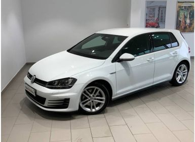 Vente Volkswagen Golf 2.0 TDI 184 BlueMotion Technology FAP DSG6 GTD Occasion