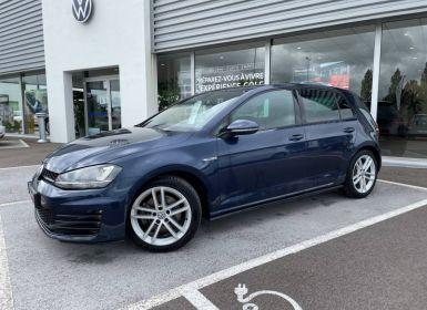 Vente Volkswagen Golf 2.0 TDI 184 BlueMotion Technology FAP DSG6 GTD Occasion