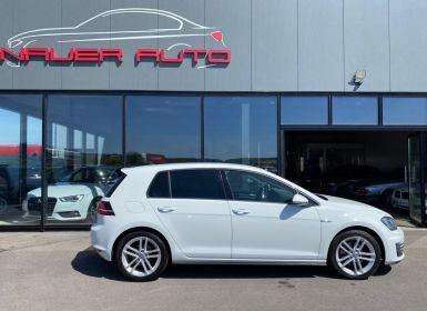 Achat Volkswagen Golf 2.0 TDI 184 BlueMotion Technology FAP GTD Occasion