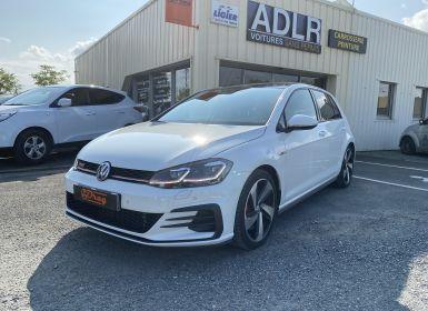 Achat Volkswagen Golf 2.0 TSI 245ch GTI Performance DSG7 Occasion