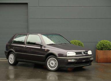 Vente Volkswagen Golf 3 VR6 - Low mileage - Full history Occasion