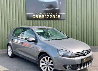 Vente Volkswagen Golf 6 1.6 TDI 16V 105 cv CARAT EDITION Occasion