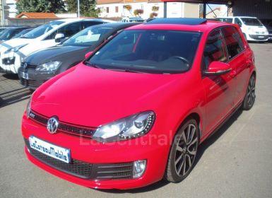 Vente Volkswagen Golf 6 GTI VI 2.0 T 210 GTI 5P Occasion