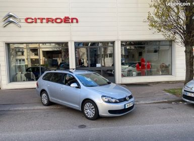Volkswagen Golf 6 Tsi 122 Break 1 ère main 03/11 112000 kms Occasion
