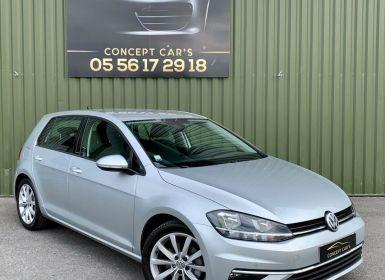 Vente Volkswagen Golf 7 1.5 TSI BlueMotion 150 cv Boîte auto Occasion