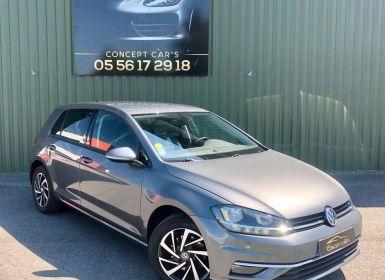 Volkswagen Golf 7 1.6 TDI 115 cv Boîte auto CONNECT Occasion