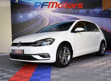 Vente Volkswagen Golf 7 Facelift Carat 1.5 TSI 150 DSG GPS Virtual ACC Lane Front App Connect Ergo Défilement JA 17 Occasion