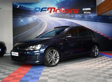 Volkswagen Golf 7 GTD 2.0 TDI 184 cv DSG GPS ACC DCC T.O Attelage LANE BLINDSPOT Tri Matière App Connect