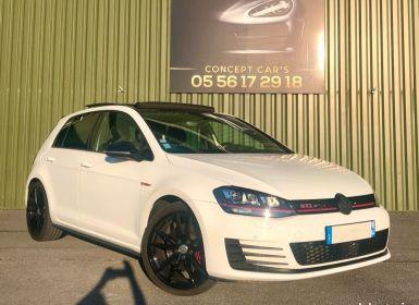 Vente Volkswagen Golf 7 GTI 2.0 TFSI 16V 220 cv Occasion